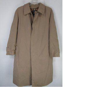 Burberry's Ladies Tan Long Coat
